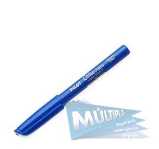 CANETA HIDROGRAFICA AZUL 2,00MM OFFICE PEN PILOT