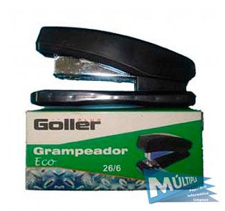 GRAMPEADOR PLASTICO 15FL 26/6 G050 GOLLER