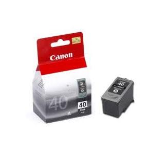 CARTUCHO TINTA PG-40 PRETO 16ML CANON