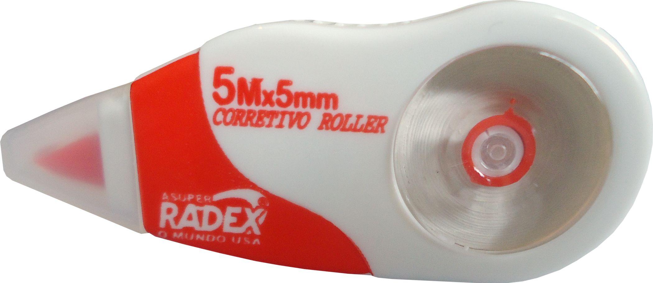 CORRETIVO FITA 5MMX5,0M MINI RADEX