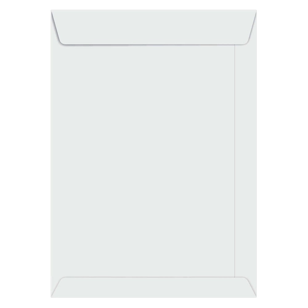 ENVELOPE SACO OFF SET BRANCO 90G 240X340MM 10UN SOF034 SCRITY