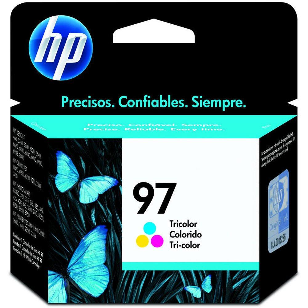 CARTUCHO TINTA C9363WB COLOR 14ML (97) HP