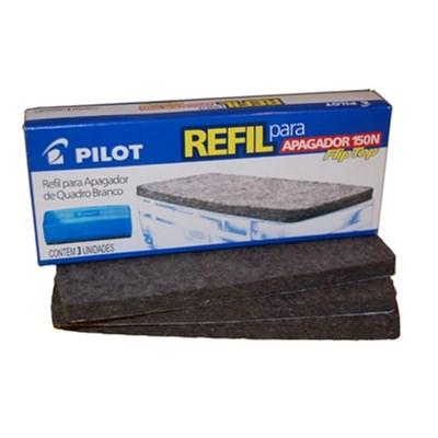 REFIL P/ APAGADOR PLASTICO QUADRO BRANCO 3UN PILOT