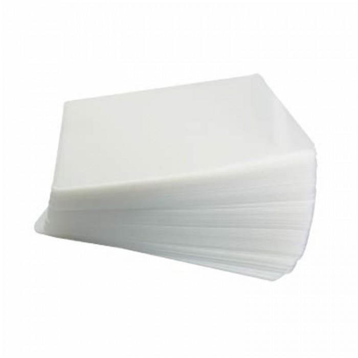 PLASTICO PARA PLASTIFICACAO 80X110X0,07MM RG 100UN ALLPLAST