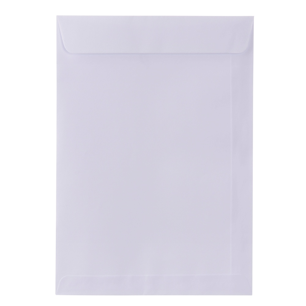 ENVELOPE SACO OFF SET BRANCO 90G 370X470MM 10UN SOF347 SCRITY
