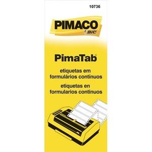 ETIQUETA 10736 2 CARR FORM CONT 8000UN PIMACO