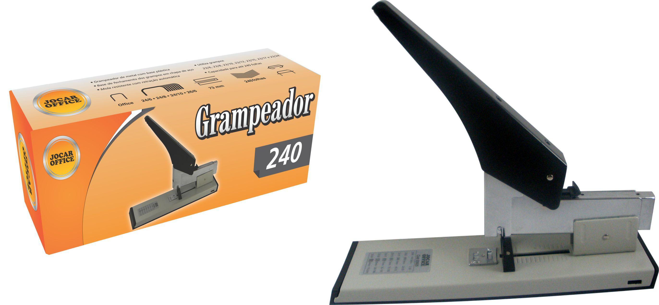 GRAMPEADOR METAL 240FL 93025 JOCAR