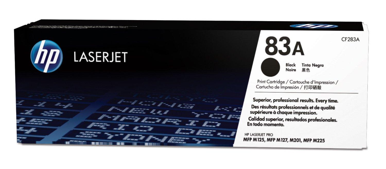TONER CF283A PRETO 83A HP