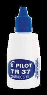TINTA REABAST PINCEL ATOMICO AZUL 37ML PILOT