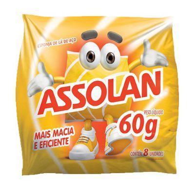LA ACO 60G 8UN ASSOLAN
