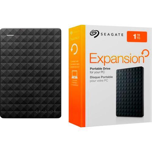 HD EXTERNO PORTATIL 1TB USB 3.0 STEA100040 SEAGATE