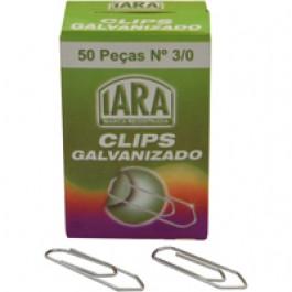 CLIPS Nº 3/0 GALVANIZADO 50UN IARA