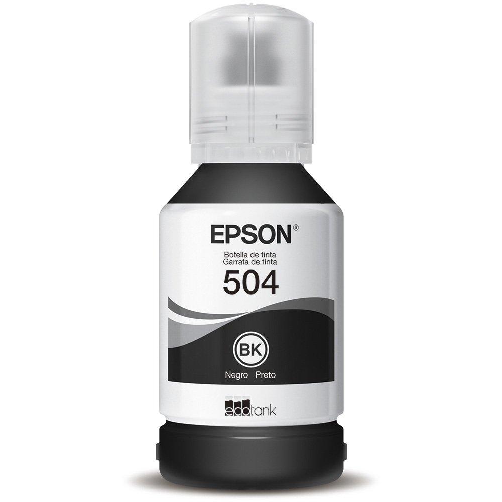 REFIL TINTA T504120 PRETO EPSON