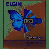 DVD-R 4.7GB 16X ENVELOPE ELGIN
